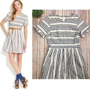 Madewell   Broadway & Broome Stripe Songbird Dress